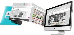 Сайт для привлечения клиентов