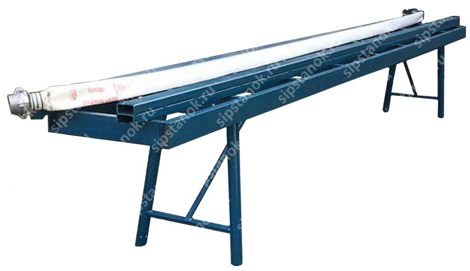 Пневматический пресс-вайма для сборки деревянных двутавровых балок фото